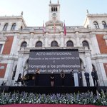 Image for the Tweet beginning: La Plaza Mayor de Valladolid