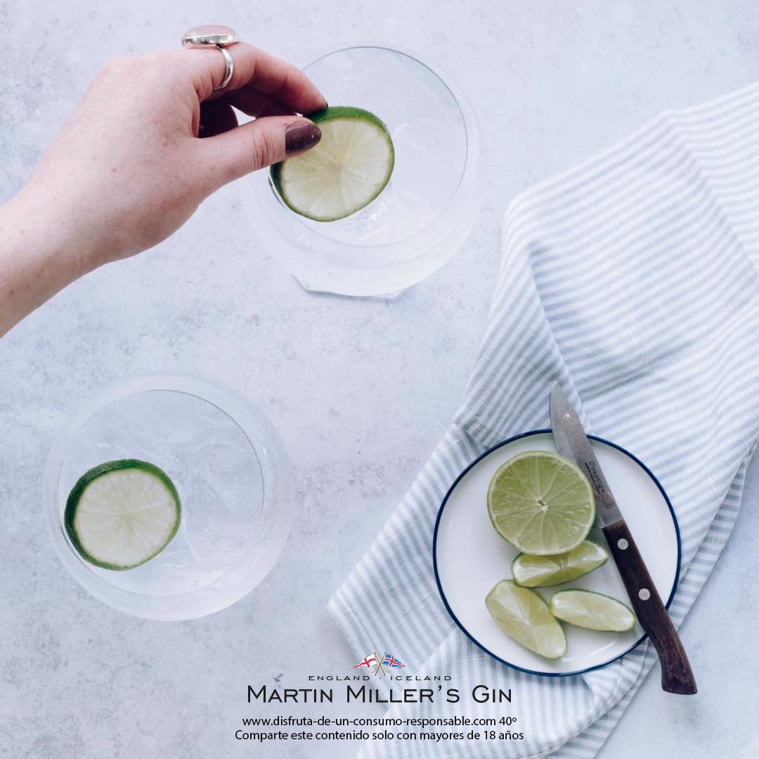 Hay que tener todo preparado para el fin de semana. Unos gin tonics de  #MartinMillersGin siempre son un acierto. https://t.co/a3u5IF8rCm
