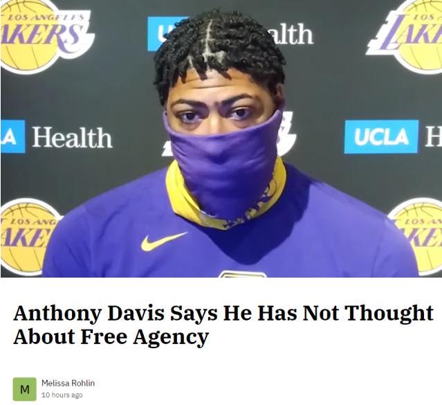 白開心一場!一眉哥大喊死了都穿紫色並不是表白湖人,而是因為這個原因!(影)-黑特籃球-NBA新聞影音圖片分享社區