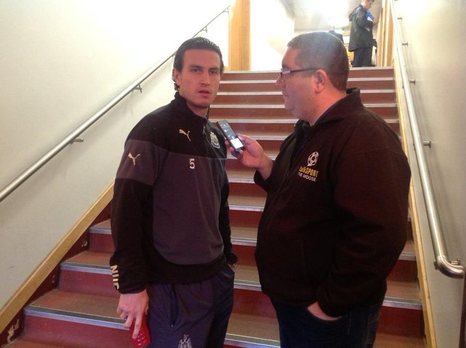 Happy 31st Birthday defender Daryl Janmaat, have a great day my friend