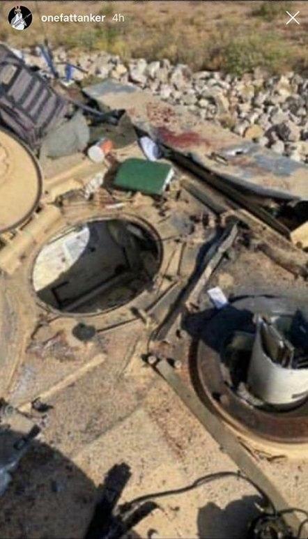 إصابة  دبابة  أبرامز  بنيران دبابة أخرى  خلال تدريبات  للجيش الأمريكي EdhNAS9XgAEzmWB?format=jpg&name=900x900