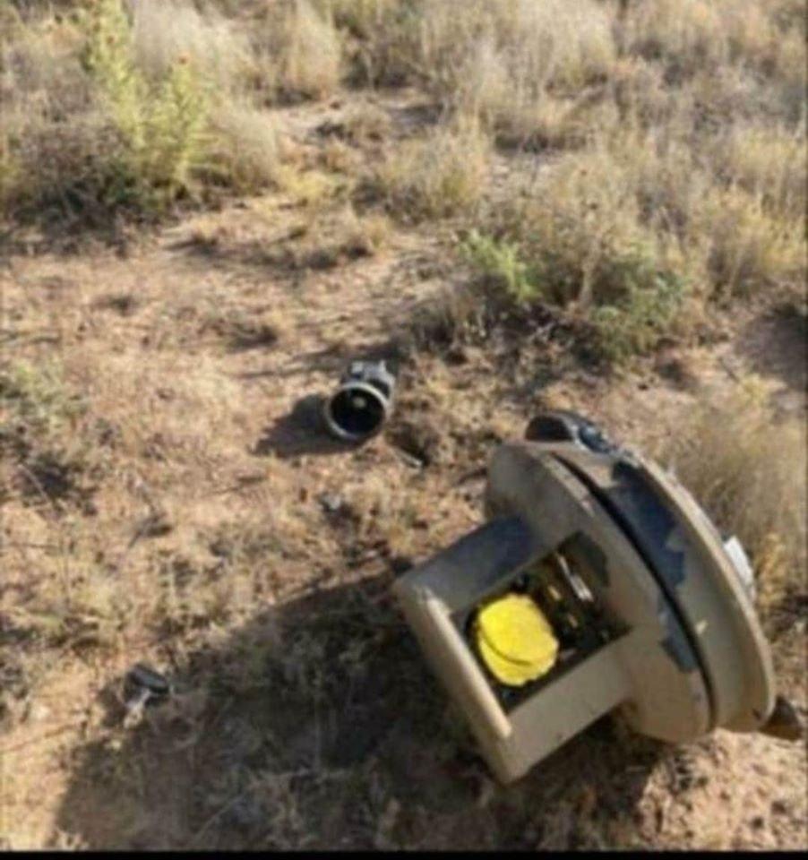 إصابة  دبابة  أبرامز  بنيران دبابة أخرى  خلال تدريبات  للجيش الأمريكي EdhNATHWoAAtrWG?format=jpg&name=medium