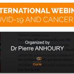 "Find the Institut Curie's ""Covid-19 and Cancer"" webinars https://t.co/rf1cM5d6Ze @institut_curie"