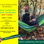 Image for the Tweet beginning: RGS Worcester Nurseries offer a