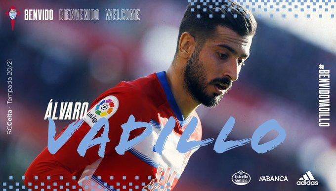 EdhdoEaXsAEAfeL?format=jpg&name=small Alvaro Vadillo, nuevo jugador del Celta - Comunio-Biwenger