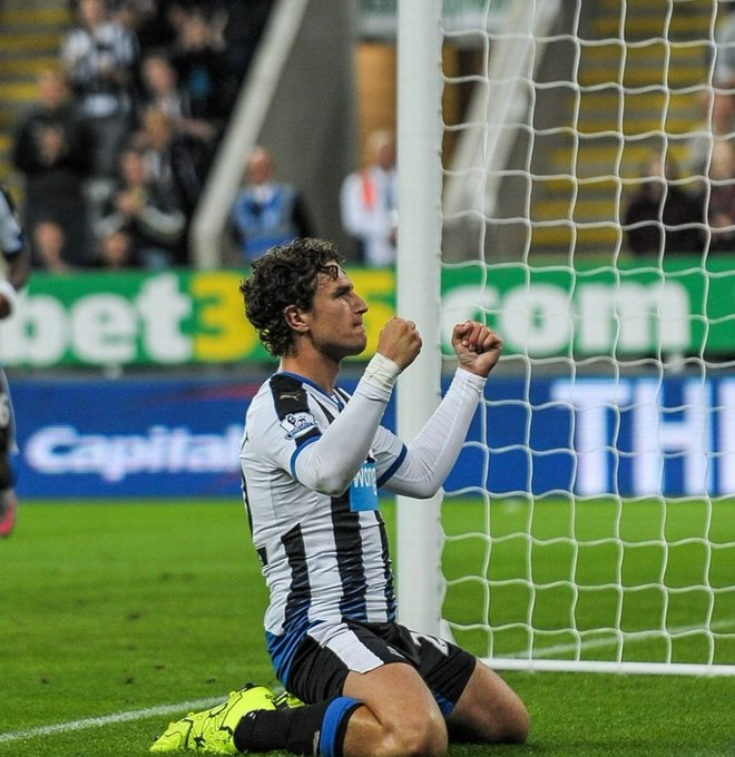 Happy 31st Birthday to former NUFC defender Daryl Janmaat