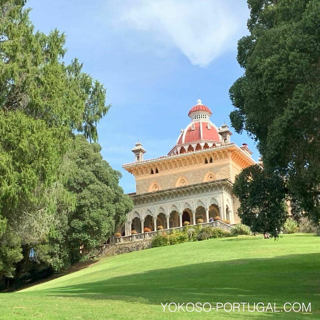 test ツイッターメディア - 世界遺産のシントラ地区に建つ、エキゾチックなモンセラーテ宮殿。 広大な庭園も魅力です。 #ポルトガル #シントラ #宮殿 #世界遺産 https://t.co/Lmcj2veVMY