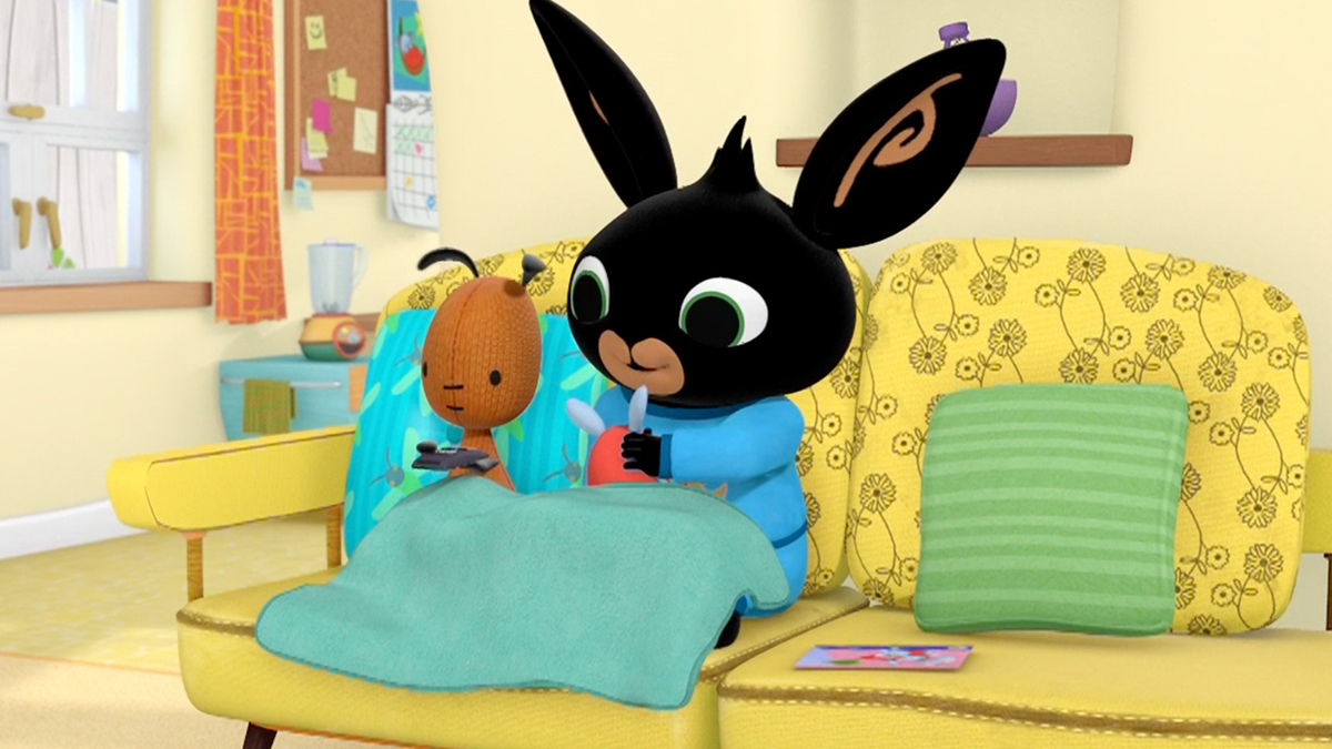 We're so delighted and proud that Bing was the most requested children's show on @BBCiPlayer during the lockdown period, being watched over 66 million times!  https://t.co/XHZLO5JjkY https://t.co/5WaCL29YgF
