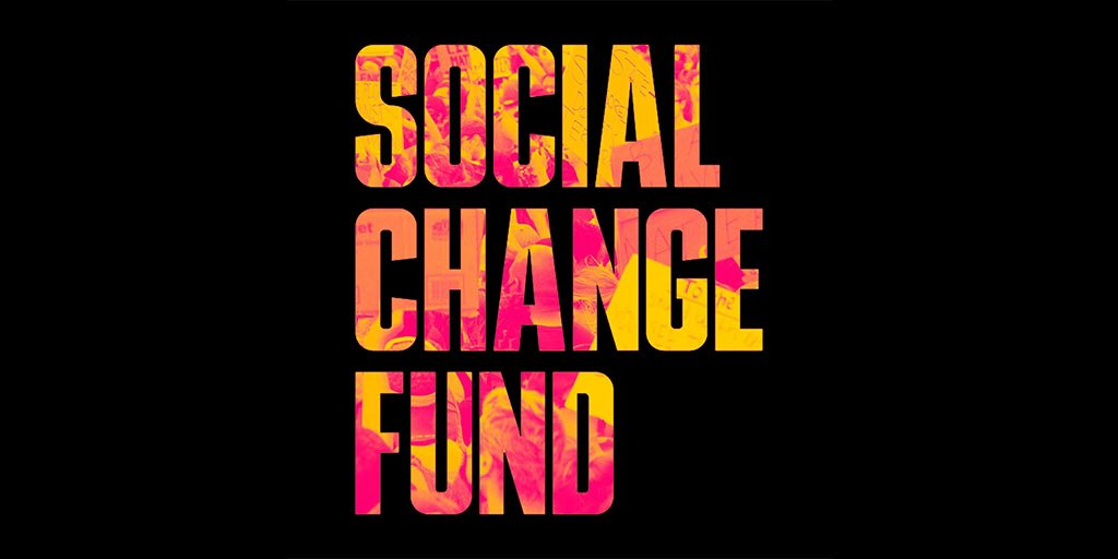 Excited to partner with my brothers @dwyanewade @carmeloanthony to create @Socialchangefnd!! Our mission is to address socio-economic injustice issues facing Black and Brown communities by making meaningful change. Looking forward to building a better, more equal tomorrow.✊🏾