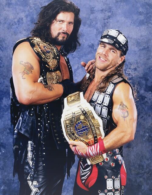 Happy 55th Birthday to Shawn Michaels! One of the best to ever do it and one of my all time favourites
