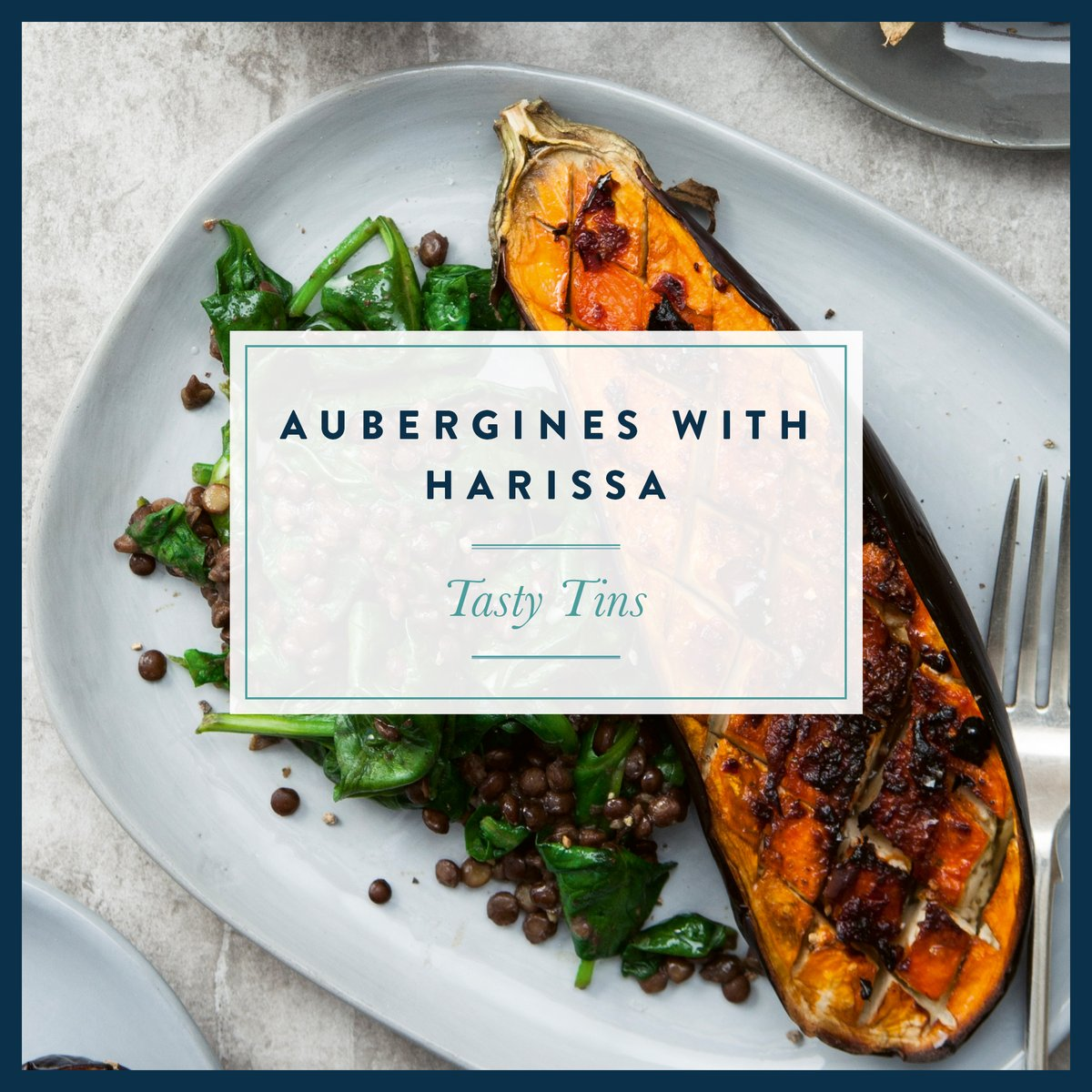 Aubergines with Harissa, Lentils and Greens! With all of our vegetables we now have to eat from our gardens, we felt like sharing another veggie delight!! Head over to our Instagram to try this feast https://t.co/QnqGsaYJSe #HairyBikers https://t.co/FqtWhnTIiz