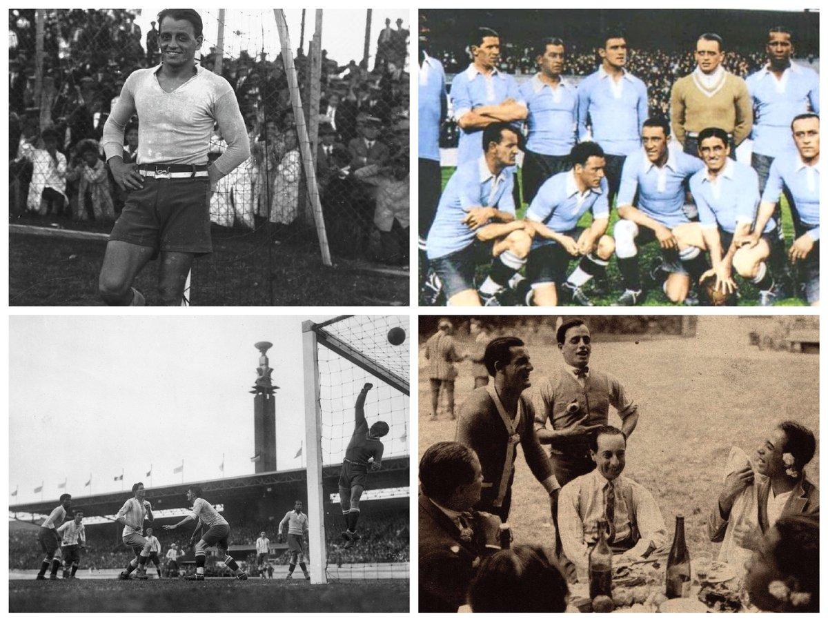 """Uruguay Football ENG 🇺🇾 on Twitter: """"#OTD in 1902- Andres Mazali ..."""