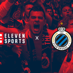 Image for the Tweet beginning: 🤝 | @ClubBrugge en Eleven