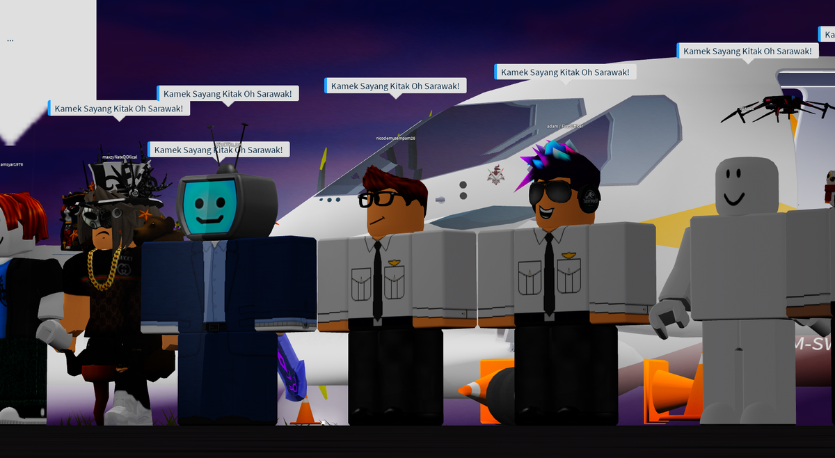 Airasia On Roblox At Axmrblx Twitter Profile And Downloader Airasia On Roblox Axmrblx Twitter