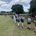 Our Leavers' Parade!