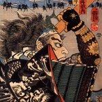 Image for the Tweet beginning: #戦極姫 #戦国無双 1604年7月22日(慶長9年6月26日)は、越後国の戦国大名・上杉謙信に仕え、第四次川中島の戦いでは殿を務め、武田軍と激戦を繰り広げた。 謙信没後は上杉景勝に仕え、兵站の守護、鉄砲大将などの重責を担い「上杉四天王」「上杉二十五将」の一人に数えられた武将 #甘粕景持(長重)の忌日