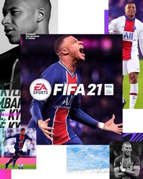 เอ็มบั๊ปเป้คอนเฟิร์มขึ้นปก FIFA 21