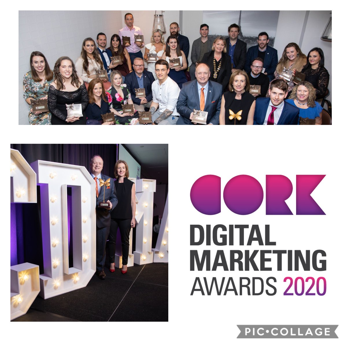 Entries for this year's Cork Digital Marketing Awards are now open! The theme for this year's CDMAs is Digital Titans. Why not show how your persistent and innovative hard work in the digital marketing sphere made an impact. #DigitalCork20 More dets: https://t.co/dsvybLi0YH https://t.co/HZel79QWdO