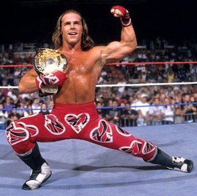 Happy Birthday to one of the greatest big match performers of all time, The Heartbreak Kid, Shawn Michaels!
