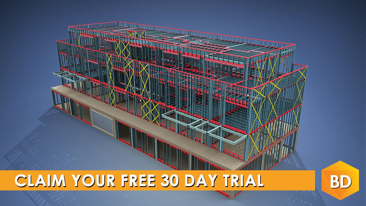 Save time and eliminate errors with #VertexBD; a professional Cold Formed Steel framing software for prefab, modular, residential and commercial construction. Sign up for a free no obligation TRIAL today: https://bit.ly/38rT3zZ .  #BIM #CFS #LGS #SteelFraming #Constructionpic.twitter.com/0Ii0Sb5ZZd