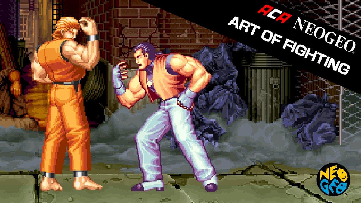 A Thread Written By Wario64 Arcade Archives Titles 3 99 Each On Us Eshop Metal Slug X Https Bit Ly 3fujmei Art Of Fighting