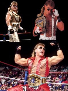 Happy 55th Birthday to The Heartbreak Kid, Shawn Michaels!
