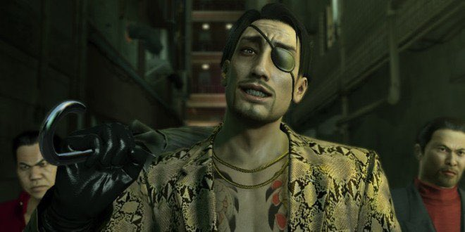 RT if you want @HamillHimself back to voice Majima!!!