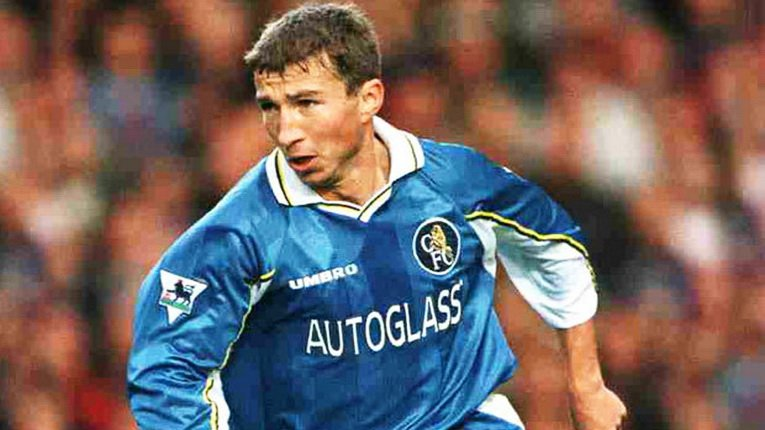 """Naija on Twitter: """"Ex-Chelsea player, Dan Petrescu, 52 was rushed to hospital after testing positive for COVID-19.… """""""