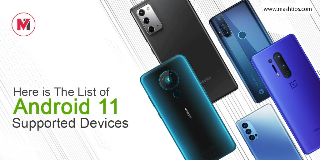 Check Your Phone! Here is The List of Android 11 Supported Devices: https://bit.ly/android11_devices…  . . . . . . #android #androidography #aplikasiandroid #androidnesia #androidonly #pubgandroid #androidinstagram #teamandroid #instandroid #androidapppic.twitter.com/5pGXZUiM0b