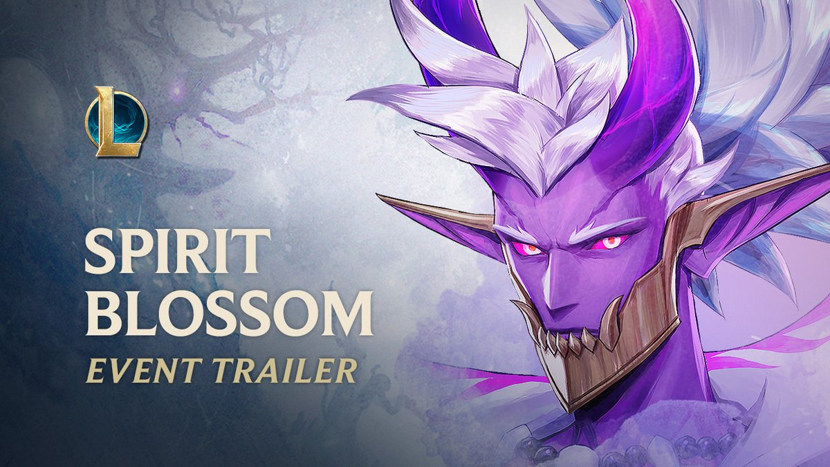 Explore the Spirit Blossom festival while it lasts, theres so much to see and do! 🌺Commune with the kanmei and akana in Spirit Bonds. 🌸Play the triumphant return of Nexus Blitz! 🌺Pick up new skins for Yasuo, Lillia, Teemo, Vayne, and Thresh.