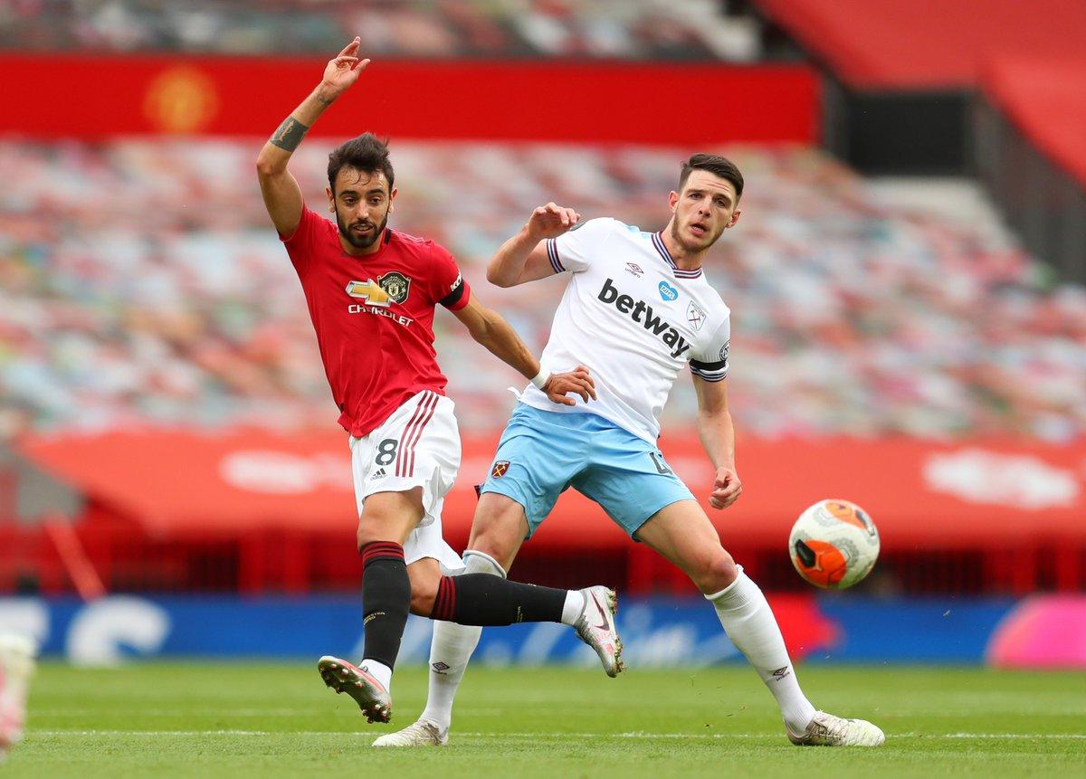 West Ham vs Manchester United - 0h30 ngày 6/12