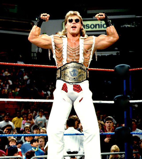 This is my favorite version of Shawn Michaels! Happy Birthday to HBK