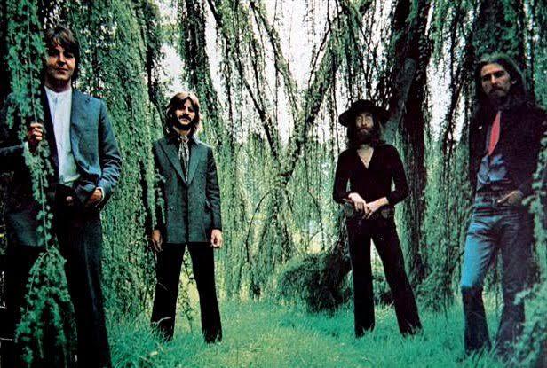 The #Beatles via @guriadosbeatles