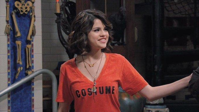 Happy Birthday to a SPOOKY QUEEN, Selena Gomez