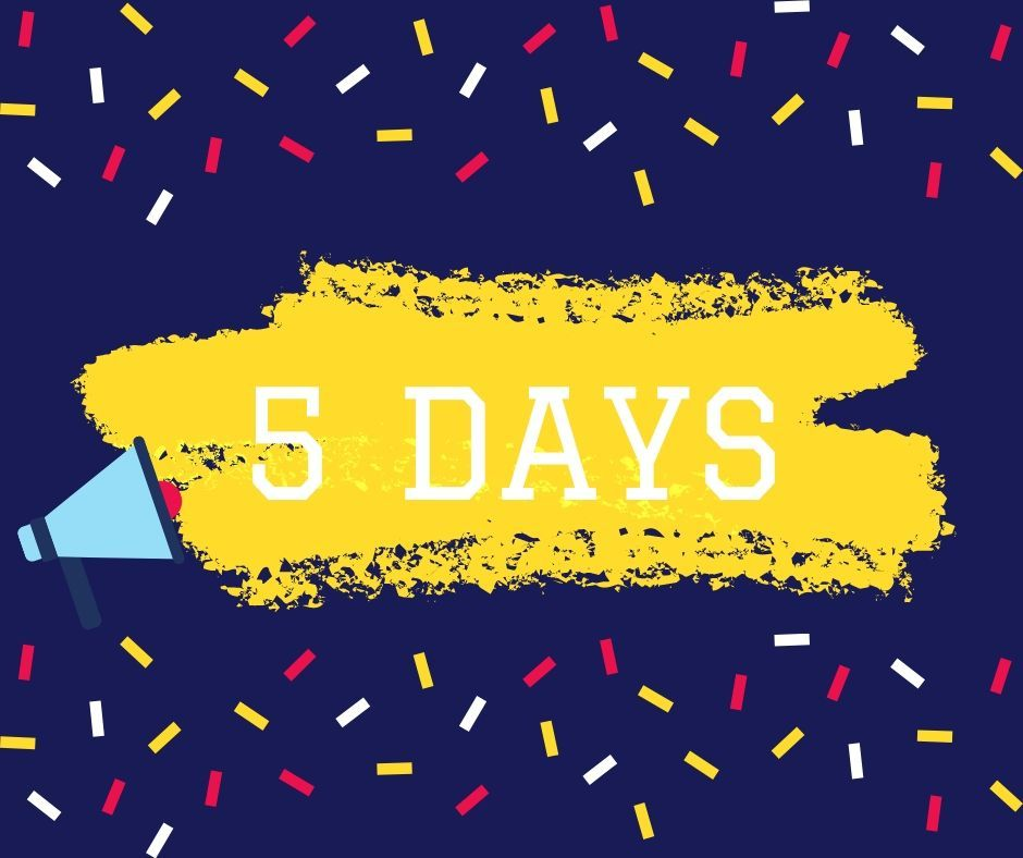 We are just 5 DAYS AWAY from virtual College Signing Day! Your scholar(s) college classroom assignment for the school year has been emailed! 📩 What college classroom(s) will you representing this year!? Share below!😍 🎓 #rhlife #collegesigningday https://t.co/vDGfNBQS80