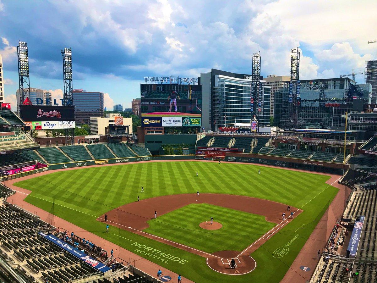 Atlanta Braves On Twitter Last Day Of Summer Camp Forthea