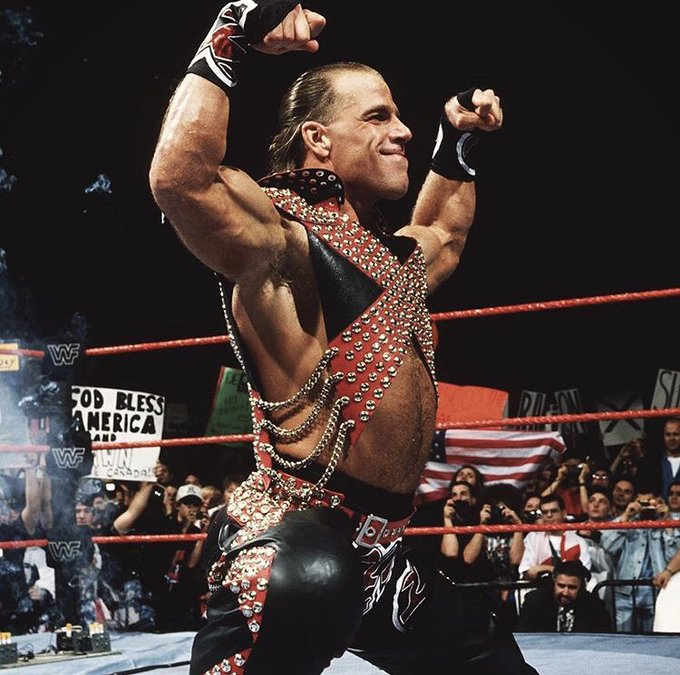 Happy birthday to Shawn Michaels