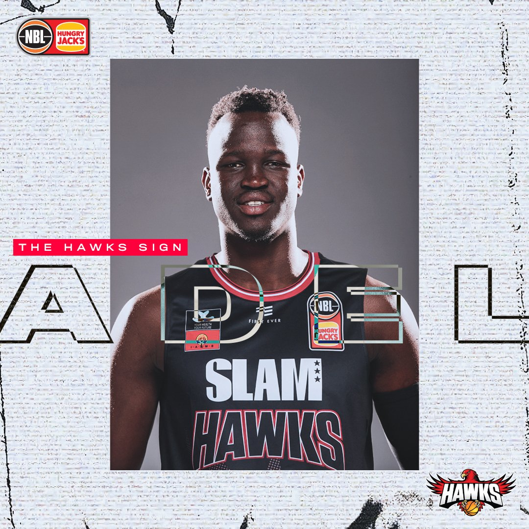The Hawks have got their marquee man, making a free agency splash by signing former @cavs guard Deng Adel 👀  @Foreverdeng is set to bring some serious excitement to @thehawks in #NBL21  More here: https://t.co/RWnkr8035W https://t.co/H87gYYll7n