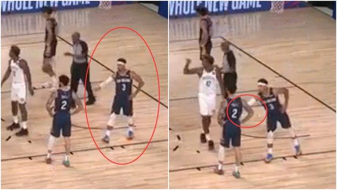 【影片】人類擊掌精華!Hart在對手罰球時與球哥擊掌,再次慘遭無視!