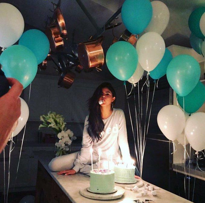 Happy birthday to the beauty:   Selena Gomez