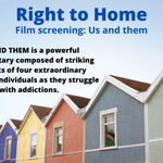 Image for the Tweet beginning: Right to Home film screening: