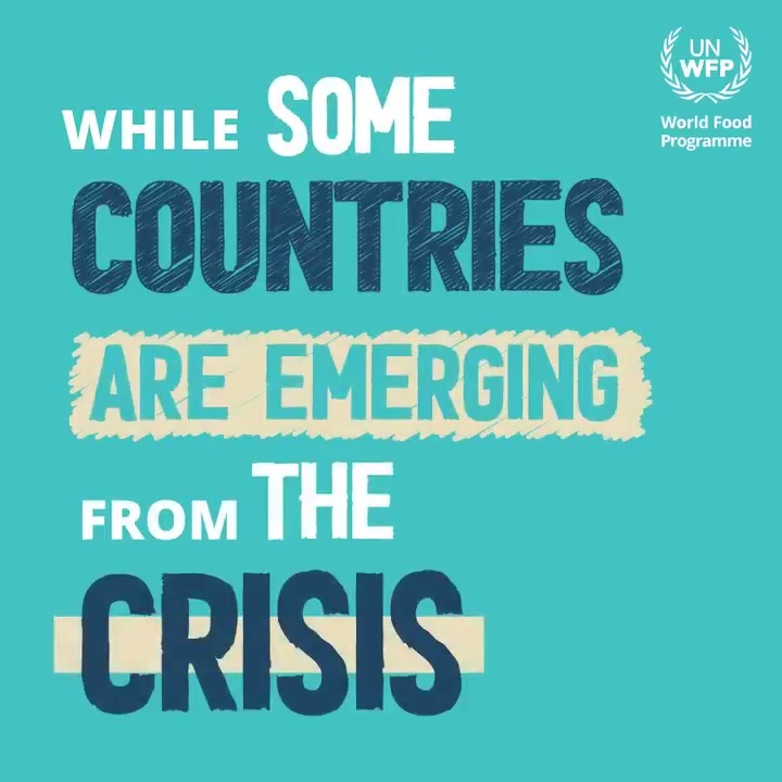 The number of people experiencing acute hunger could increase to 270 million this year due to #COVID19 — thats 82% more people than before the pandemic. See how @WFP is stepping up efforts to address global food insecurity. bit.ly/2WOZeKB