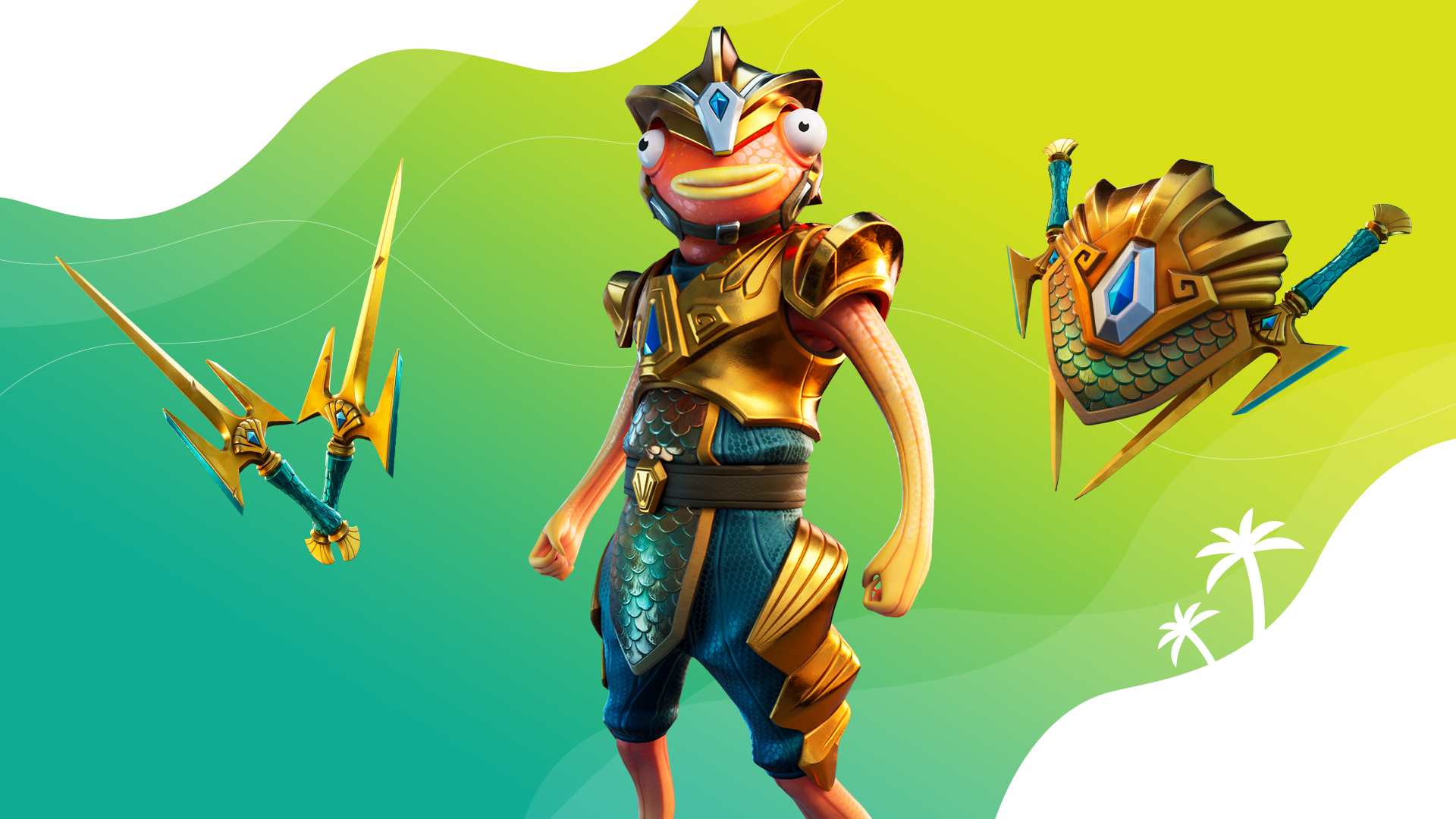Fnbr Co Fortnite Cosmetics On Twitter Fortnite News Update Atlantean Fishstick Undersea Royalty Comes In All Shapes And Fishes