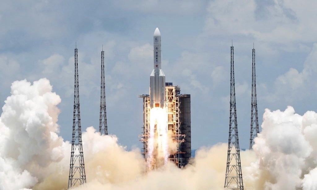 Китайский полет на Марс