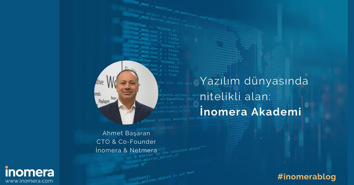 CTO'muz Ahmet Başaran yazılımcıları sektöre kazandıran ve kurum kültürümüzün önemli bir parçası olan İnomera Akademi'yi anlattı. Detaylar: https://t.co/COBTZGIIui   #Developer #developerslife https://t.co/oipgzBKuAC