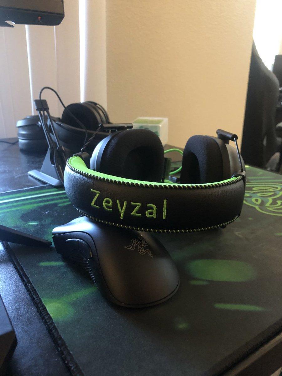 Zeyzal - Ready for scrims tomorrow @TeamRazer #LIVEEVIL