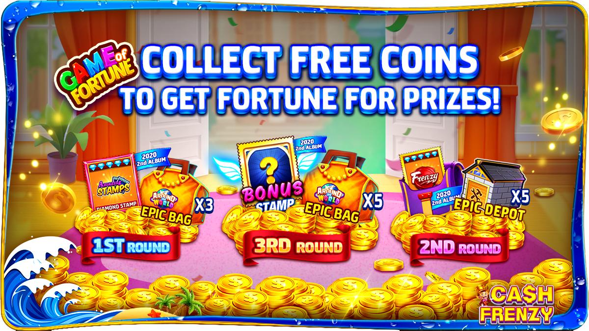 Cash Frenzy Casino On Twitter Can You Feel The Fortune Coming