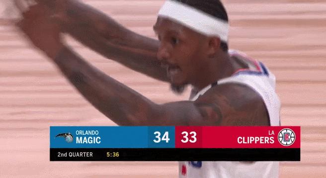 抱怨主帥!抱怨裁判!NBA熱身賽首戰,他成全場最大「異類」,但對快艇來說卻是個好消息!(影)-籃球圈