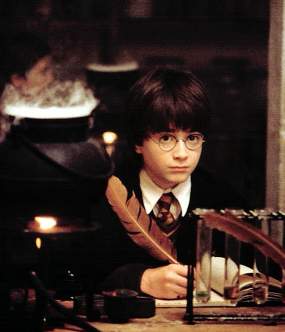 Happy Birthday Daniel  Our Harry Potter