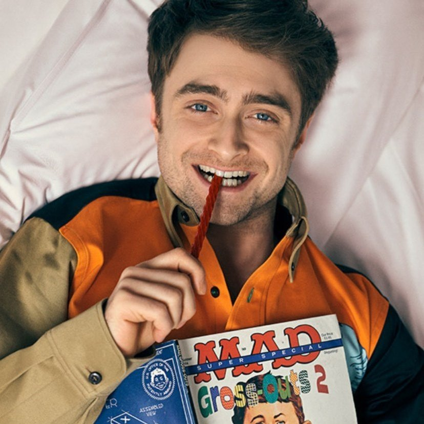 Happy Birthday!! Daniel Radcliffe   thanks for playing Harry Potter!  love you so much!!